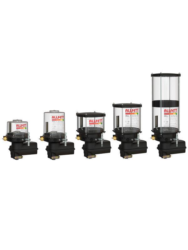 Barım Makina Elektrik Yağ Pompaları ALL-1 Entegre Serisi