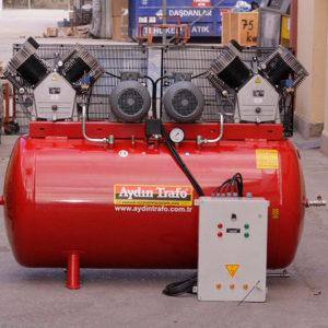 Pistonlu ozel uretim kompresorler
