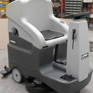 Barım Makina Lavor XXS Binicili Otomat (Akülü) Zemin Temizleme Makinası